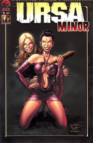 Ursa Minor #2 Cover A Ian Snyder