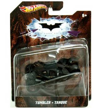 Hot Wheels Batman 1/50 Batman Dark Knight Batmobile Tumbler