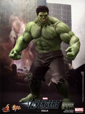 Avengers Movie Hulk 16 1/2-Inch Action Figure