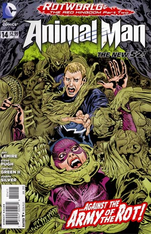 Animal Man Vol 2 #14