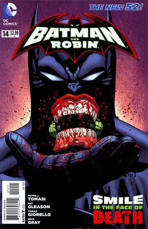 Batman And Robin Vol 2 #14
