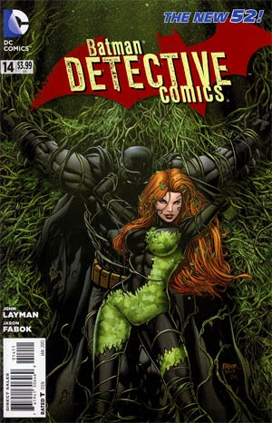 Detective Comics Vol 2 #14 Regular Jason Fabok Cover