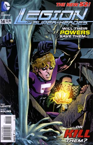 Legion Of Super-Heroes Vol 7 #14