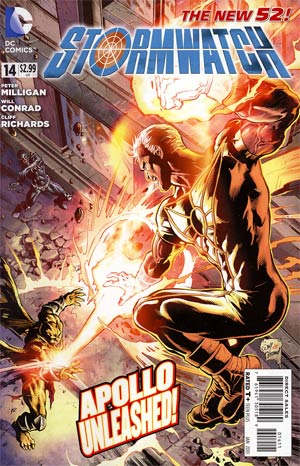 Stormwatch Vol 3 #14