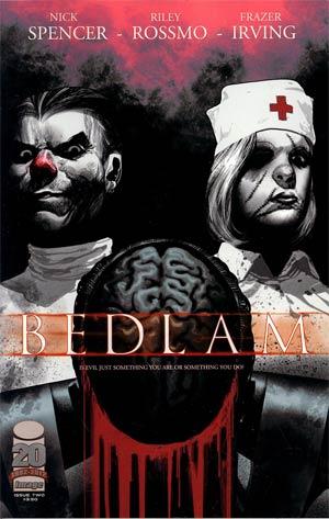 Bedlam #2 1st Ptg