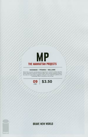 Manhattan Projects #9
