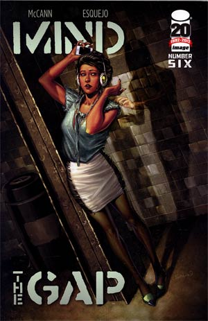 Mind The Gap #6 Cvr B Sonia Oback