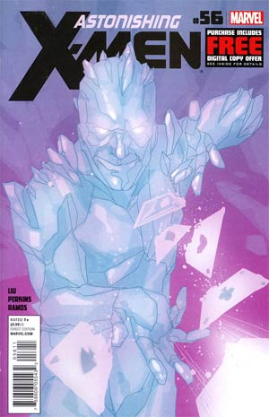 Astonishing X-Men Vol 3 #56