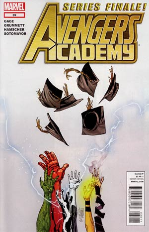 Avengers Academy #39