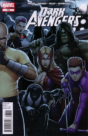 Dark Avengers #183