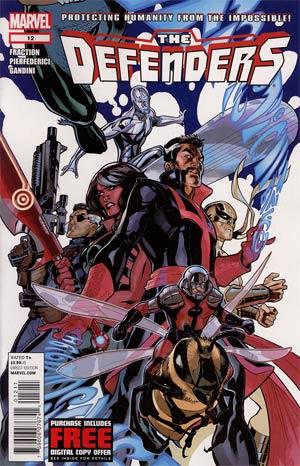 Defenders Vol 4 #12