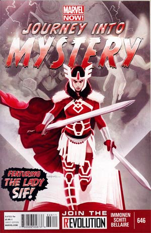 Journey Into Mystery Vol 3 #646 Regular Jeff Dekal Cover