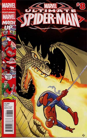 Marvel Universe Ultimate Spider-Man #8