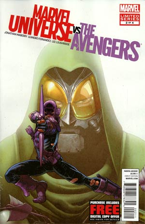 Marvel Universe vs The Avengers #2
