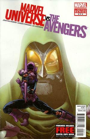Marvel Universe vs The Avengers #2
