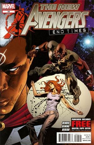 New Avengers Vol 2 #33