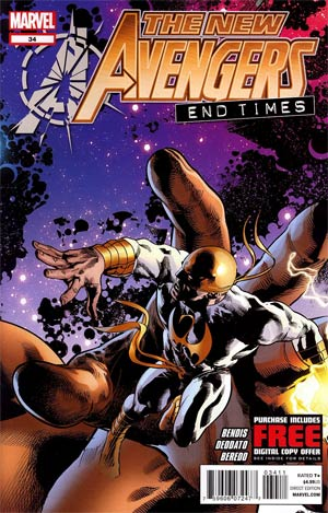New Avengers Vol 2 #34 Regular Mike Deodato Jr Cover