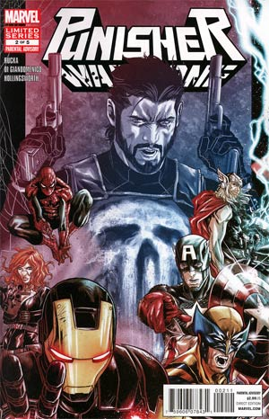 Punisher War Zone Vol 3 #2