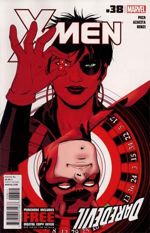 X-Men Vol 3 #38