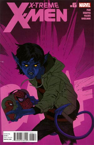 X-Treme X-Men Vol 2 #6