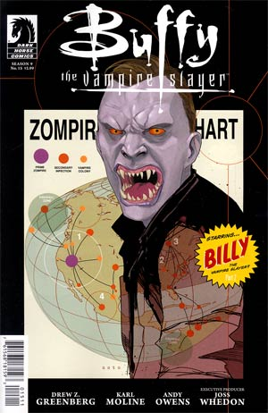 Buffy The Vampire Slayer Season 9 Freefall #15 Regular Phil Noto Cover