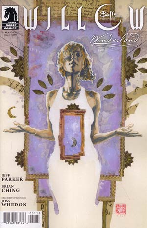 Buffy The Vampire Slayer Willow Wonderland #1 Regular David Mack Cover