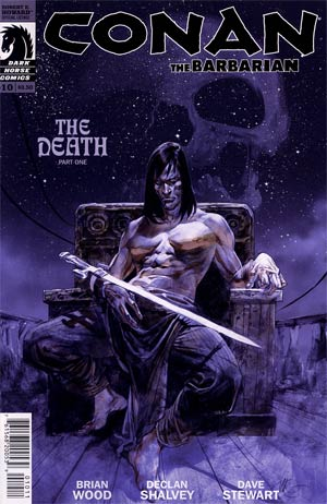 Conan The Barbarian Vol 3 #10