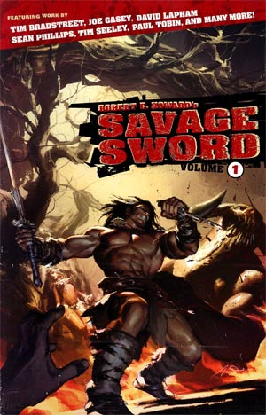 Robert E Howards Savage Sword Vol 1 TP