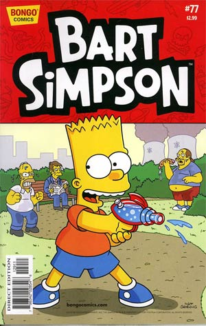 Bart Simpson Comics #77