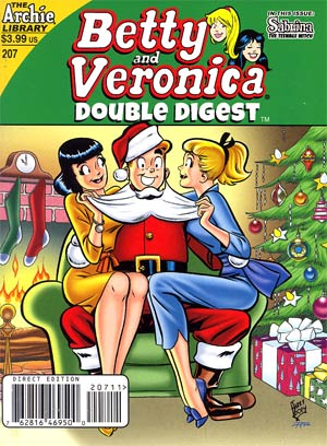 Betty And Veronica Double Digest #207