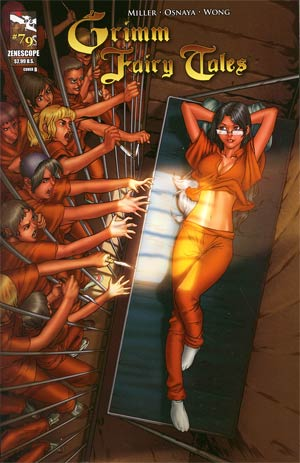Grimm Fairy Tales #79 Cover B Steven Cummings