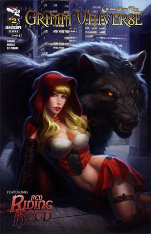 Grimm Universe #2 Red Riding Hood