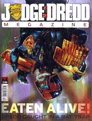 Judge Dredd Megazine #330
