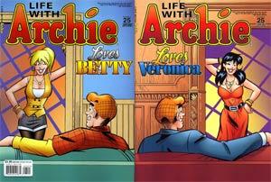 Life With Archie Vol 2 #25 Variant Fernando Ruiz Wraparound Cover