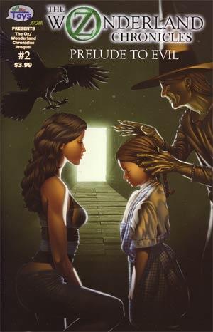 Oz Wonderland Chronicles Prelude To Evil #2