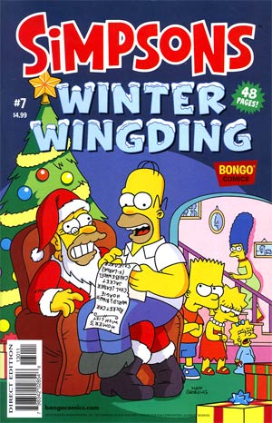 Simpsons Winter Wingding #7