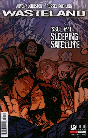 Wasteland (Oni Press) #41