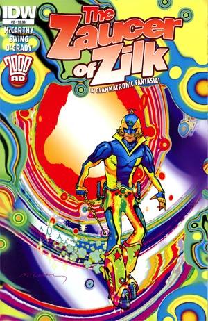 Zaucer Of Zilk #2