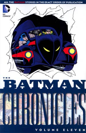 Batman Chronicles Vol 11 TP