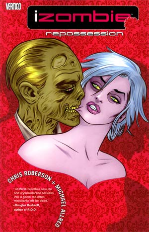 iZombie Vol 4 Repossession TP