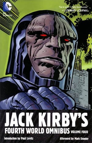 Jack Kirbys Fourth World Omnibus Vol 4 TP