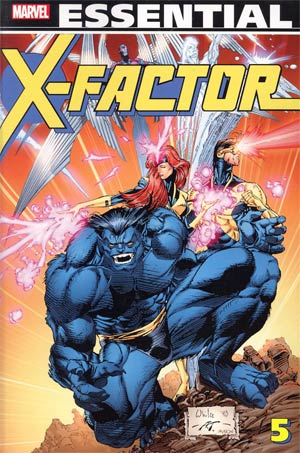 Essential X-Factor Vol 5 TP
