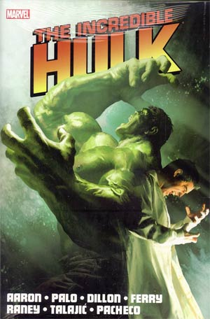 Incredible Hulk By Jason Aaron Vol 2 HC