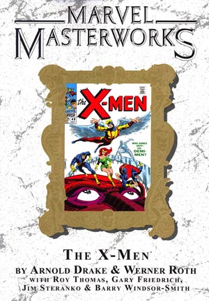 Marvel Masterworks X-Men Vol 5 TP Direct Market Edition