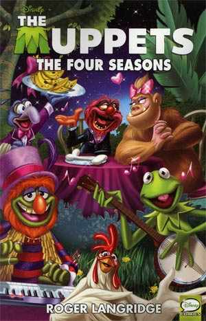 Muppets Four Seasons TP