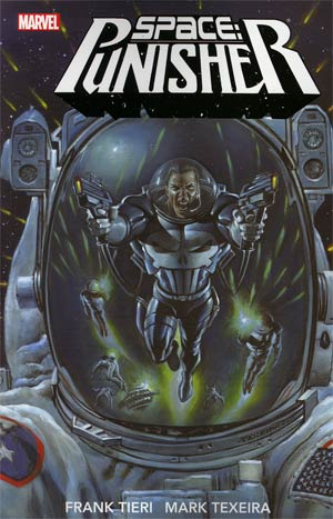 Space Punisher TP
