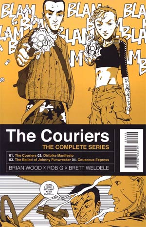 Couriers Complete Series TP