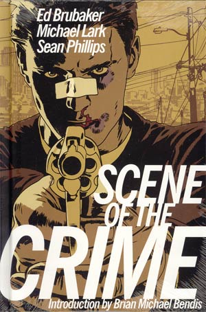 Scene Of The Crime Deluxe HC