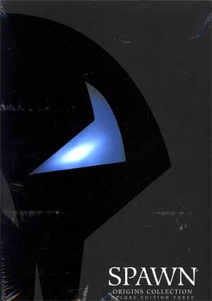 Spawn Origins Collection Deluxe Edition Vol 3 HC Regular Edition