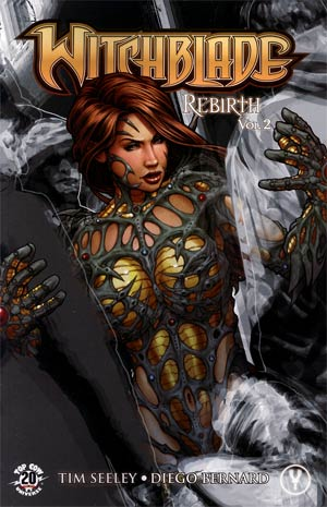 Witchblade Rebirth Vol 2 TP